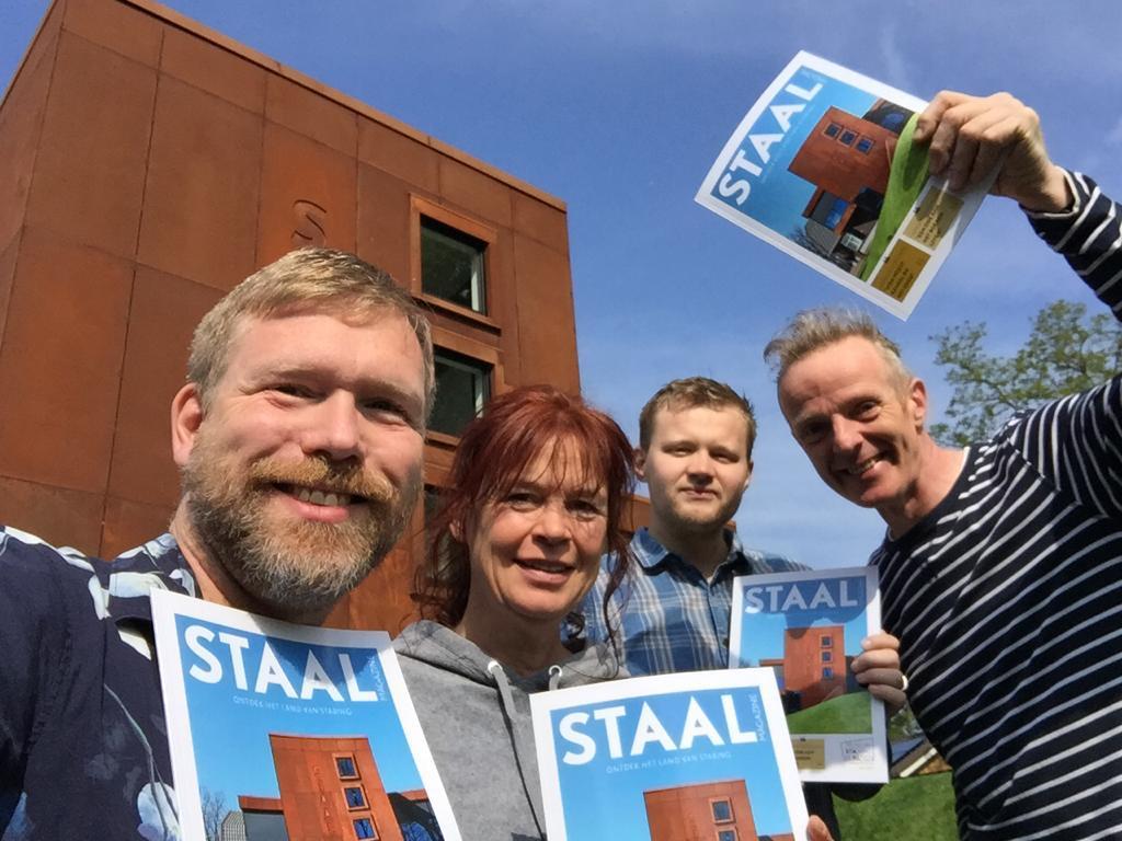 STAAL magazine fotografen