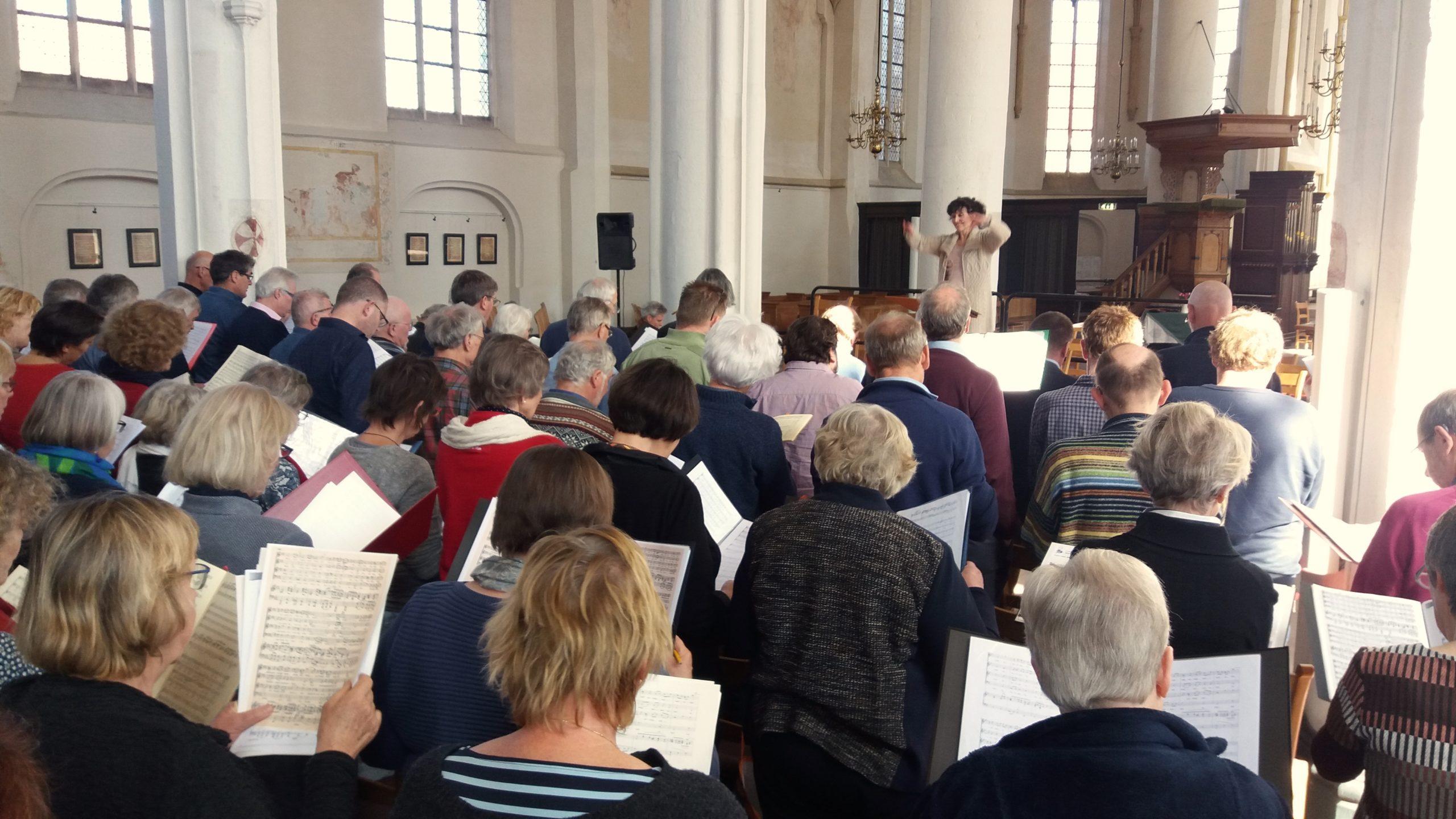 Aan de slag met Bach - zangworkshop olv Els Dijkerman