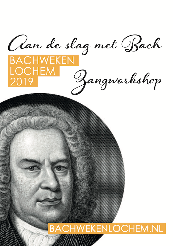 Muziekboek Aan de slag met Bach